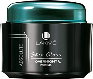Lakme Absolute Skin Gloss Overnight Mask(50 G) By Dodo Store