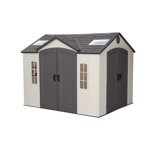 Hot Sale Lifetime 60001 8-by-10-Foot Outdoor Storage Shed