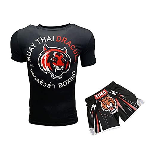 VSZAP Muay Thai-Hose, Boxanzug, MMA,...