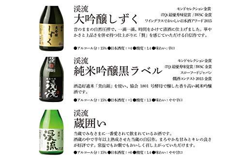 遠藤酒造場『ゴールド飲み比べセット(T-857)』
