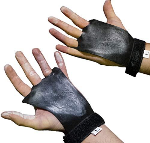 EMOM Fitness Spirit Animal Hand Grips - Kraft des Bären für Deine Pull ups und mehr by (S)