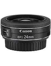 Canon EF-S2428STM EF-S 24mm f/2.8 STM Lens, Black