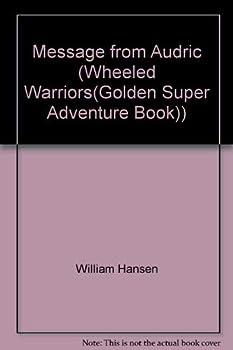 Paperback Message from Audric (A Golden super adventure book) Book