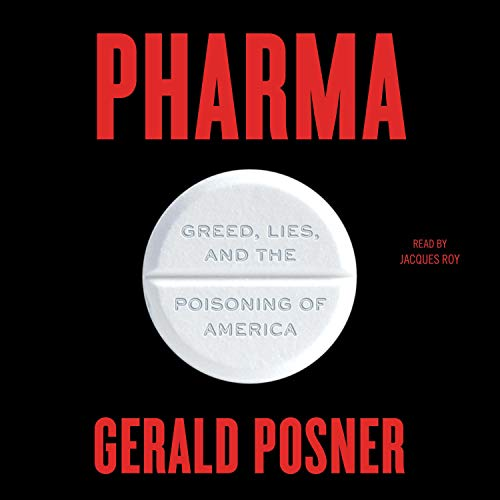 Pharma cover art