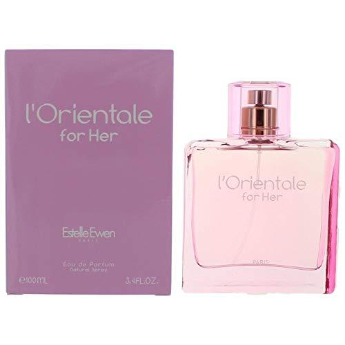 L'ORIENTAL FOR HER BY ESTELLE EWEN PERFUME FOR WOMEN 3.4 OZ / 100 ML EAU DE PARFUM SPRAY