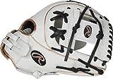 Rawlings Liberty Advanced Fastpitch Softball Glove, Pro I Web, Right Hand Throw, 11.75' Pro I Web/Pull Strap (RLA715-2WB-3/0)
