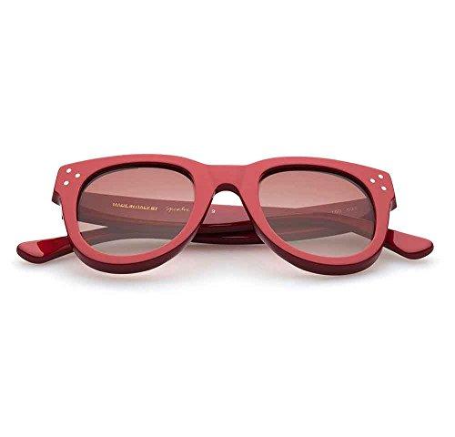 Spektre She Loves You Sonnenbrille Männer Frauen hoher Schutz rosa Made in Italy