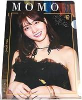 TWICE トゥワイス MOMO モモ A4サイズ CLEAR FOLDER FILE クリア ファイル ver.3 [ 韓国製 ]