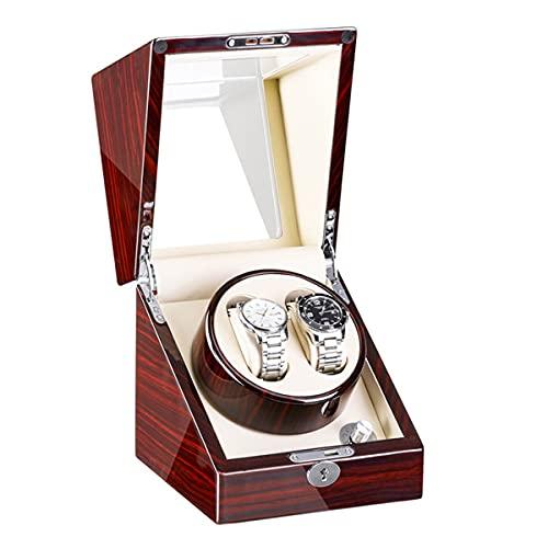 LYLSXY Raya De Doulble Winder para Relojes Automáticos, Almohada De Ajustables para Relojes Automáticos De Hombres Y Mujeres (Color : A12052)
