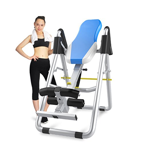 Best Prices! A&Dan Inversion Table, Foldable Gravity Inversion Table Back Therapy Home Fitness Equip...