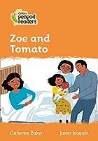 Level 4 – Zoe and Tomato (Collins Peapod Readers)
