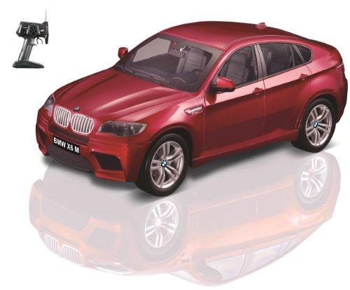 HSP Himoto BMW X6 M-Edition - RC ferngesteuertes Lizenz-Fahrzeug im Original-Design, Modell-Maßstab 1:14, Ready-to-Drive, Auto inkl. Fernsteuerung und Batterien, Neu