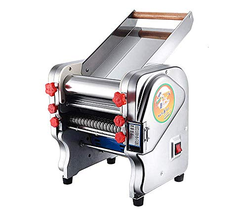 BAOSHISHAN Commercial Pasta Machine Noodles Maker Electric Pasta Press Maker Stainless Steel Noodles Machine Home Commercial 220V