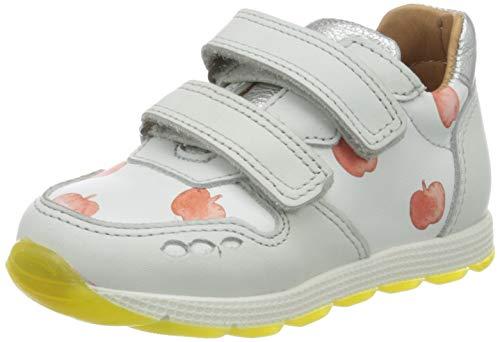 Bisgaard Mädchen Luka Sneaker, Weiß (Apple 1113), 31 EU