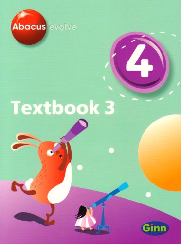 Abacus Evolve Yr4/P5: Textbook 3 (Abacus Evolve (2005) Core Components)