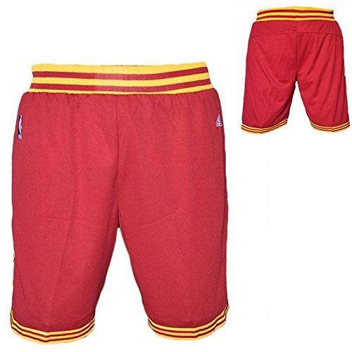 Pantaloncini NBA Swingman - Cleveland Cavaliers - Rossi - Taglia L