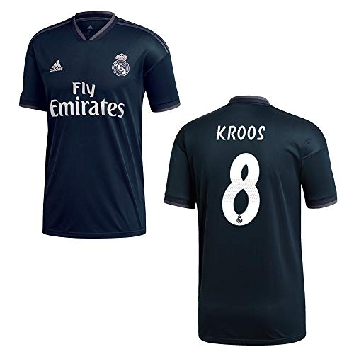 adidas Real Madrid shirt Away heren 2019 - KROOS 8