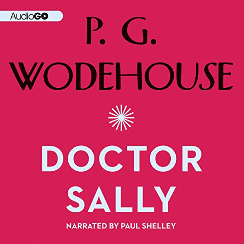 Doctor Sally audiobook cover art
