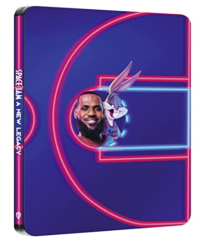 Space Jam: New Legends Steelbook 2 (4K Ultra HD + Blu-Ray) (2 Blu Ray)