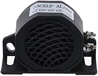 Felix-Box - Car DC12-80V 102dB Vehicle Reversing Horn Speakers Back-up Alarm For Car Motorcycle 15W Multi-tone Claxon Horns IP67