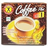 NatureGift Ginseng Instant Coffee With Fiber,Slimming Weight Loss Diet(1 Box/10 Sachets)