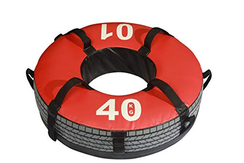 Fitness First Gym Training Tire, 88 LBS