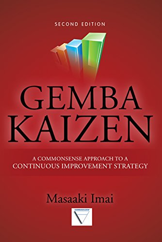 Gemba Kaizen: A Commonsense Approach to a Continuous Improvement Strategy, Second Edition (English Edition)