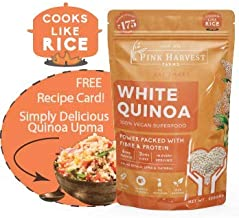 Pink Harvest Farms White Quinoa 500g