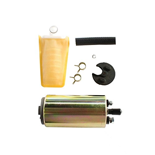 MUCO New High Performance Replacement Electric Intank Fuel Pump w/Installation Kit For Multiple Models E8023