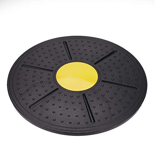 Buy Bargain Jadeshay Wobble Balance Board – Exercise Balance Stability Trainer for Physical Therap...