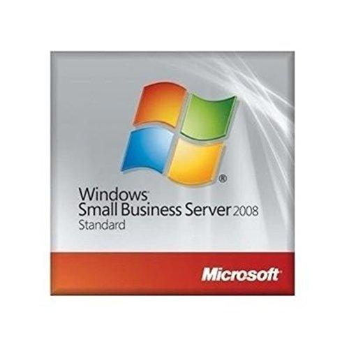 Preisvergleich Produktbild Systembuilder Windows Small Business Server Standard 2008 1pk DSP OEI DVD 1-4CPU 5 Clt