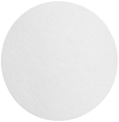 Whatman 1442-070 Ashless Quantitative Filter Paper, 7.0cm Diameter, 2.5 Micron, Grade 42 (Pack of 100)