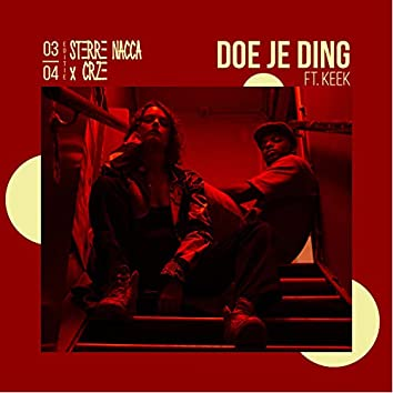 Doe je ding (feat. Keek)