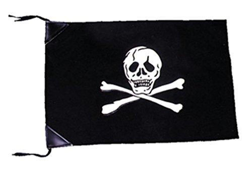 Costumes pour toutes les occasions MA03 Drapeau Pirate Coton
