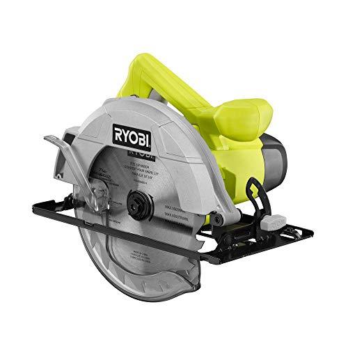 Ryobi ZRCSB125 13 Amp 7-1/4 in. Circular Saw (Green) (Renewed)