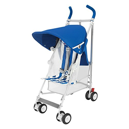 Product Image of the Maclaren Volo Dylan's Candy Bar Stroller- Extendable UPF50+/ Waterproof Hood,...
