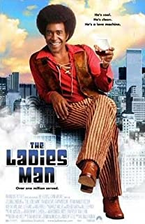 LADIES MAN (2000) Original Movie Poster 27x40 - ROLLED - Single-Sided - Tim Meadows - Billy Dee Williams - John Witherspoon