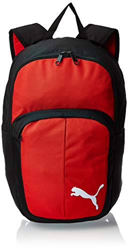 PUMA Pro Training II Backpack Rucksack Red Black, UA