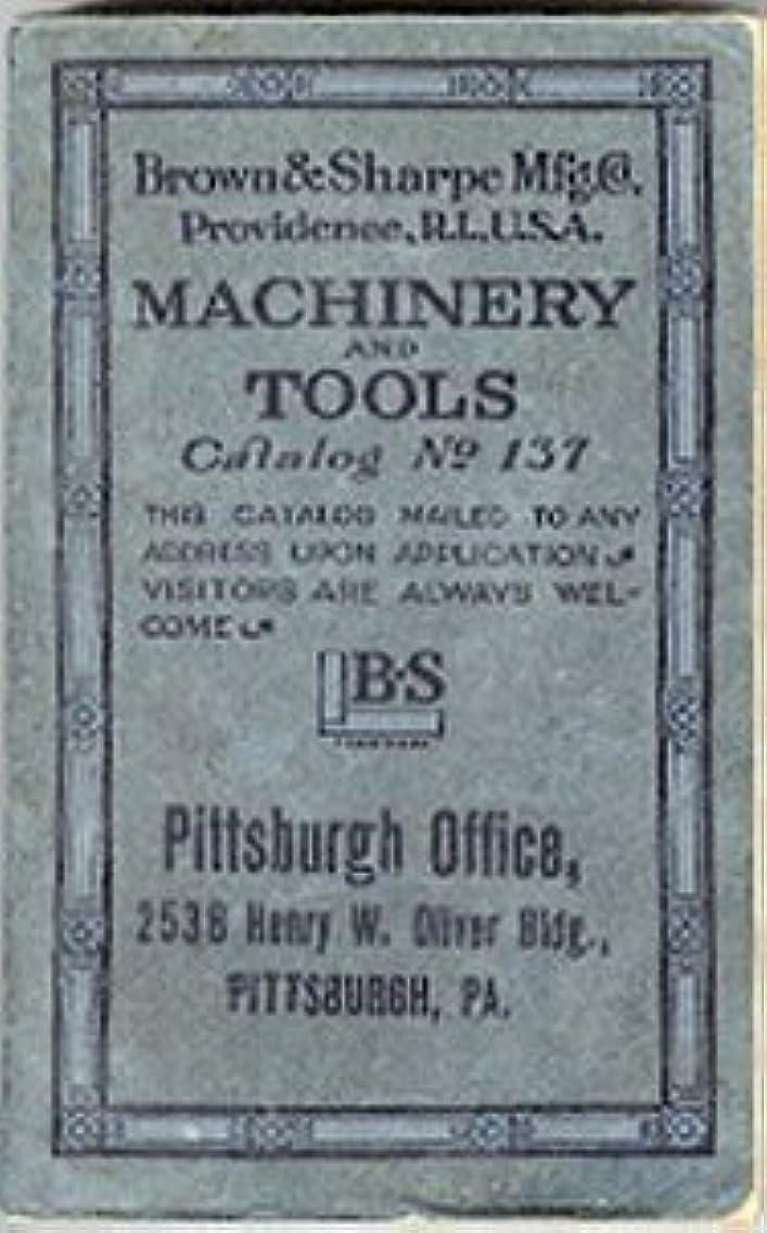 Machinery and Tools, Catalog No. 142