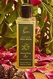 SVATV Face Wash :: Senza parabeni e ammoniaca :: Made in India (Neem, Rose & Tulsi)