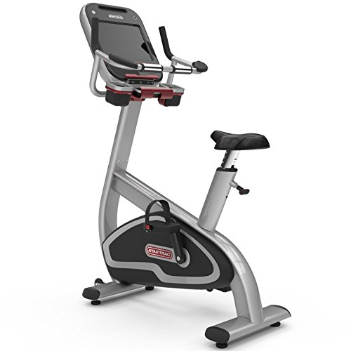 Great Deal! StarTrac 8-Series Upright Bike with 15-Inch ATSC Embed