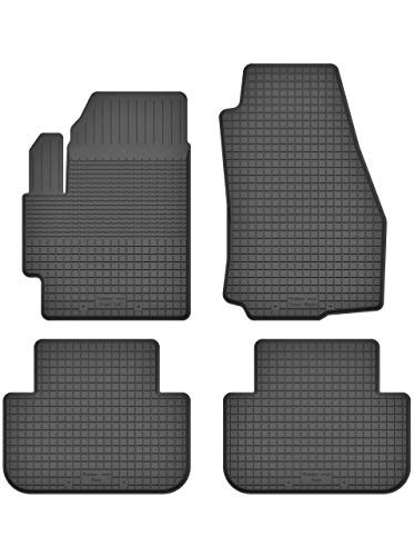 bester Test von ford tourneo connect adac 1,5 cm Kantengummimatte für Ford TOURNEO Connect II KO-RUBBERMAT Bodenmatte (seit 2013)…