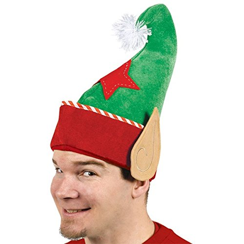 Top elf hat decoration for 2020