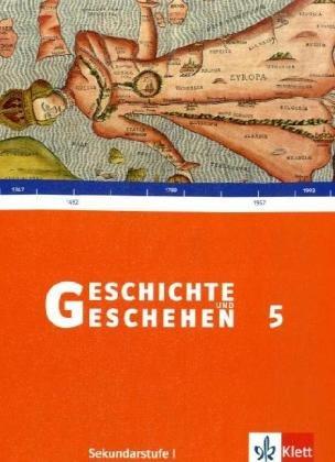 Geschichte und Geschehen 5. Ausgabe Baden-Württemberg Gymnasium: Schülerband Klasse 10 (Geschichte und Geschehen. Sekundarstufe I)