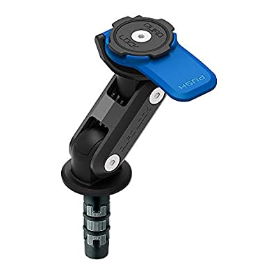 Quad Lock Motorcycle Fork Stem Mount by Annex Products Pty Ltd