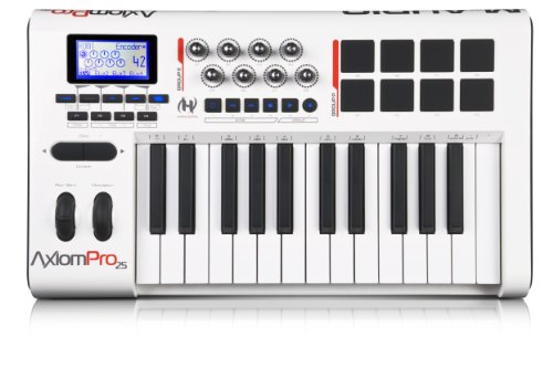 M-Audio Axiom Pro 25 Advanced 25-Key USB MIDI Controller with HyperControl Technology