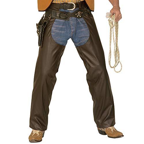 WIDMANN 3024C - Cowboy-Kostüm für Herren, Größe M