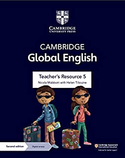 Cambridge Global English Teacher's Resource 5 with Digital Access: for Cambridge Primary and Lower Secondary English as a ...