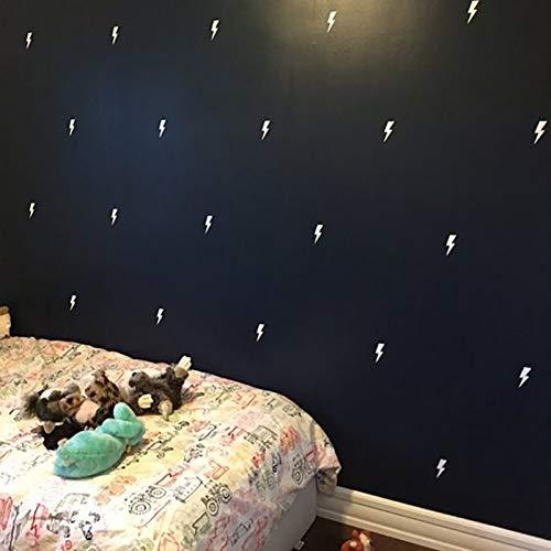 PISKLIU Pegatinas De Pared Pegatinas Decorativas Pegatina de Pared para habitación de niños Baby Boy Room Wall Decal Stickers Nursery Bedroom Home Decor
