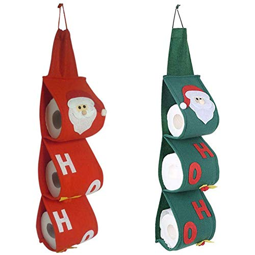 Top 10 best selling list for santa claus toilet paper holder